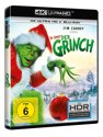 Dr. Seuss' How The Grinch Stole Christmas (2000) (Ultra HD Blu-ray & Blu-Ray)