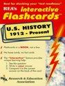 Afbeelding van het spelletje United States History 1912-Present Interactive Flashcards Book