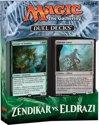 Afbeelding van het spelletje Magic the Gathering Duel Deck Zendikar vs Eldrazi