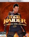 Tomb Raider 1 + 2 (blu-ray + 4K UHD) (Import)