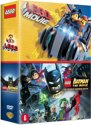 The LEGO Movie & LEGO Batman: The Movie