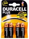 Duracell AA Plus Power Batterijen - 4 stuks