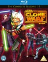 Star Wars - The Clone wars seizoen 1 - 5 Blu Ray Box