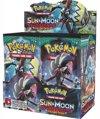 Afbeelding van het spelletje 36 Pakjes Pokemon Kaarten Sun & Moon Guardians Rising - Booster box