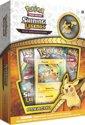 Afbeelding van het spelletje POK TCG Shining Legends Pikachu Pin Coll. C24