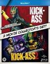 Kick-Ass 1 & 2 (Blu-ray)