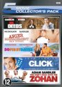 Mr. Deeds/Anger Management/50 First Dates/Click/You Don't Mess With The Zohan