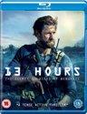 13 Hours [Blu-ray] (import met o.a. NL ondertiteling)