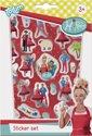 Stickerboekje Juf Roos ToTum 300+ stickers