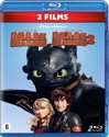 How To Train Your Dragon 1 en 2 (Hoe Tem Je Een Draak) (Blu-ray)