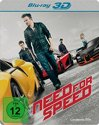 Need for Speed (3D Blu-ray in Steelbook)