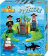 Hama Strijkkralen Piraten