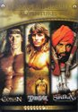 Classic Miniseries Adventures - 7 dvd box -Conan,Tarzan,Sandokan