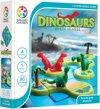 Afbeelding van het spelletje Smart Games Dinosaurs Mystic Islands - 80 opdrachten