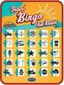 Afbeelding van het spelletje Autobingo reisspel voor kinderen - Travel Bingo - Set van 2 auto bingokaarten