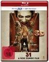 31 - A Rob Zombie Film (3D Blu-ray)