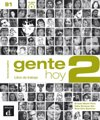 Gente Hoy 2 Libro de trabajo + CD