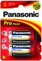 Panasonic C Pro Power Batterijen - 2 stuks