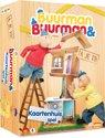 Afbeelding van het spelletje Buurman & Buurman - Kaartenhuisspel