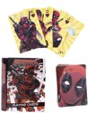 MARVEL - Deadpool Designs -  Playing Cards Game
