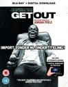 GET OUT  [Blu-ray] [2017] + digital download
