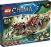 LEGO Chima Cragger's Commando Schip - 70006