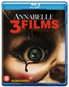 Annabelle 1 t/m 3 (Blu-ray)