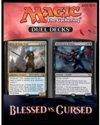 Afbeelding van het spelletje Magic The Gathering Blessed vs Cursed Duel Deck