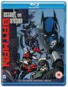 Batman Assault On Arkham (Blu ray) (Import)