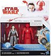 STAR WARS Force Link - Figurines 2 Pack - Rey and Praetorian Guard