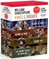 Shakespeare Kings & Rogues