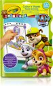 Crayola Mini Kids Kleur & stickerboek Paw Patrol
