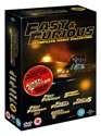 Fast & and Furious 1 - 6 (DVD) includes 90 minutes sneak peek of Fast & Furious 7