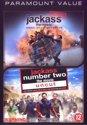 Jackass 1-2 Boxset (D)
