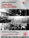 Kurosawa: The Samurai Collection [4 Blu-ray Disc Set] [1954] (import) (English subtitled)