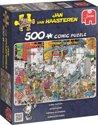 Puzzels van 500 tot 1000 stukjes