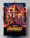 Avengers - Infinity War  - Poster 61 x 91.5 cm