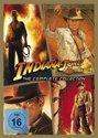 Indiana Jones 1-4: Die Quadrilogie