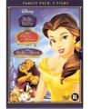 BEAUTY & THE BEAST TRIPACK DVD NL