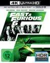 Fast & Furious 6 (Ultra HD Blu-ray & Blu-ray)