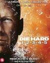 Die Hard 1 t/m 5 (Blu-ray)
