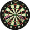 Harrows Familie Set - Dartbord + Steeltip Dartpijlen