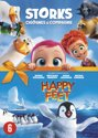 Storks + Happy Feet
