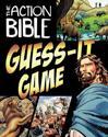 Afbeelding van het spelletje The Action Bible Guess-It Game