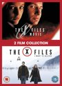 X FILES - 2 film collection  Xfiles the movie + I want to believe -