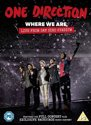 One Direction - Where We Are: Live From San Siro Stadium (DVD)