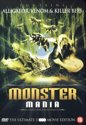 Monster Mania ( Alligator - Venom - Killer Bees )