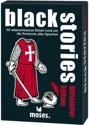 Afbeelding van het spelletje Black Stories - Mittelalter Edt