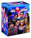 The Big Bang Theory - Seizoen 1 t/m 8 (Import) (Blu-ray)