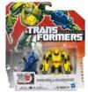 Transformers Bumblebee & Stinger Battle